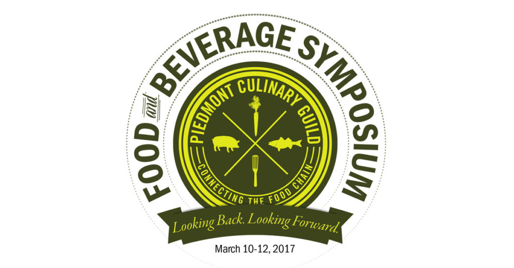 Pcg food wine symposium piedmont culinary guild for Craft shows in nc 2017